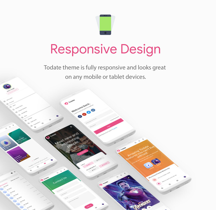 Todate - The Ultimate QuickDate Theme - 6