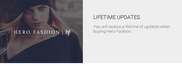 inVogue - WordPress Fashion Shopping Theme - 15
