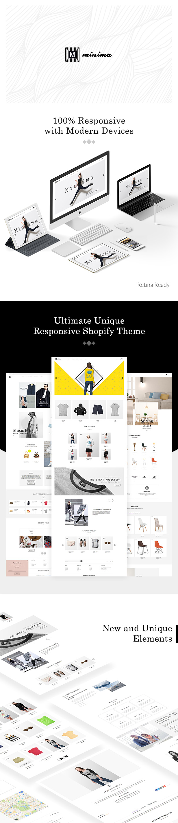 Minima | Sectioned Minimal Shopify Theme - 2