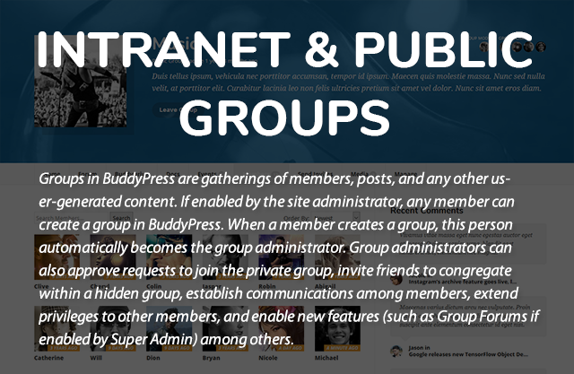 CommunityJunction - BuddyPress Theme - 11