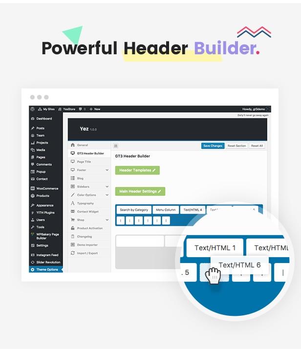 WooCommerce Multipurpose WordPress Theme - Yez - 9