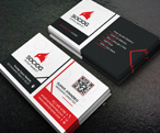Sticker Business Card - 128