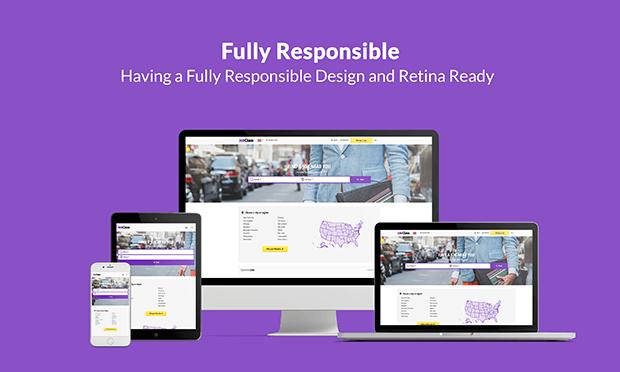 Responsive Job Board Website