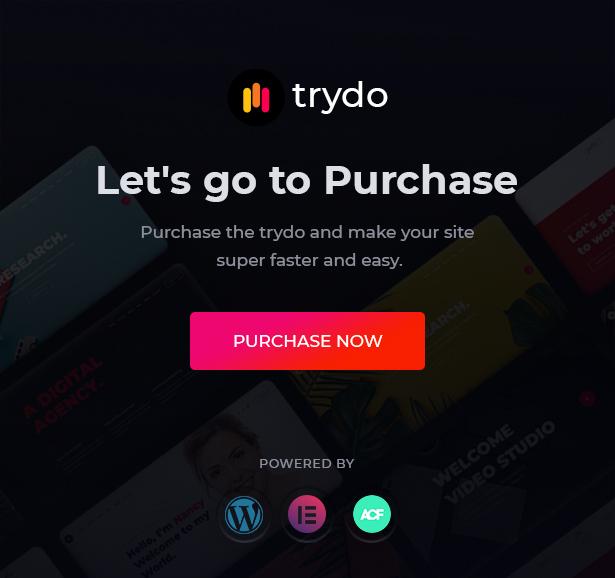 Trydo v1.0.0-Creative Agency&Portfolio WordPress主题插图44