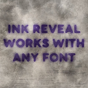 Animated Ink Reveal Effect Template - 3