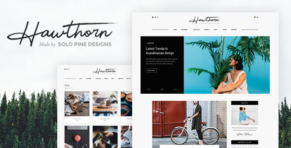 61aced5a89d7 Our Latest WordPress Themes. Florence - A Responsive Blog Theme
