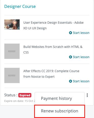 Academy LMS Course Bundle Subscription Addon - 13