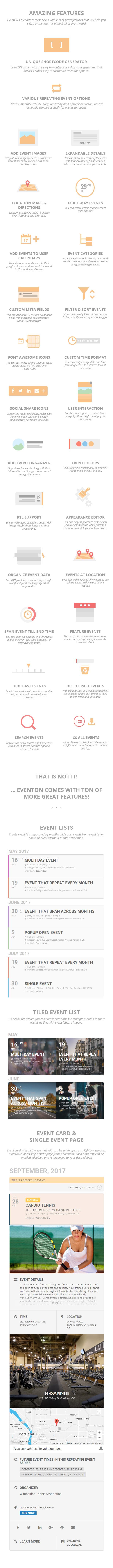eventon wordpress event calendar plugin by ashanjay codecanyon
