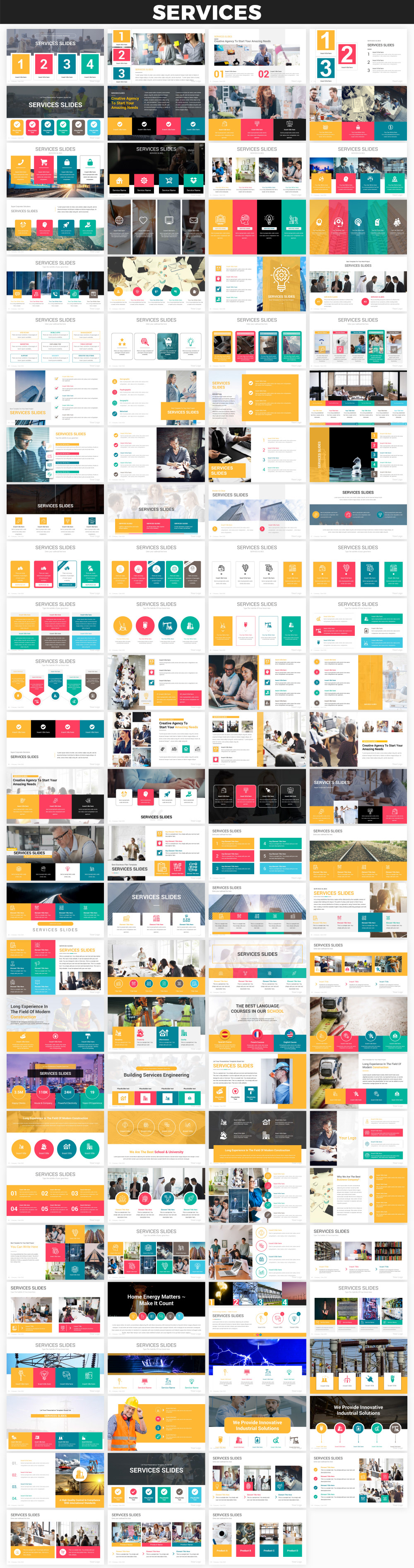 Infographics PowerPoint Bundle - 27