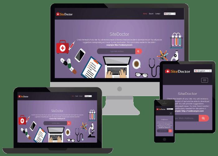 SiteDoctor - Website Health Checker - 10