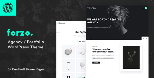 Forzo WordPress Theme