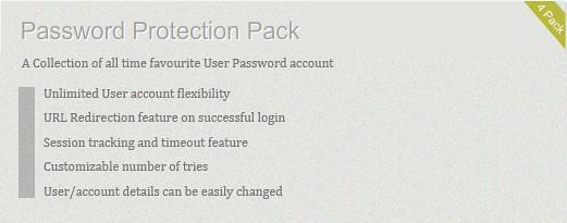 Password User account
