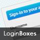 Sleek Web Boxes - 2
