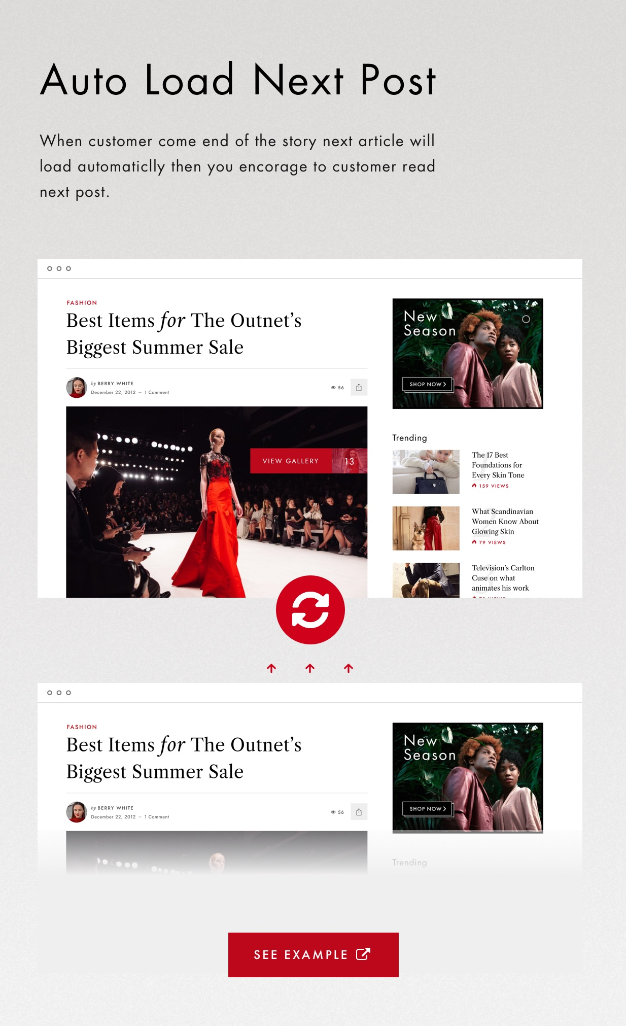 Stylemag - Fashion Magazine & Shop WordPress Theme - 3