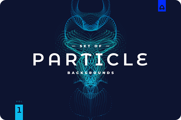 Particle Background vol 2 - 2