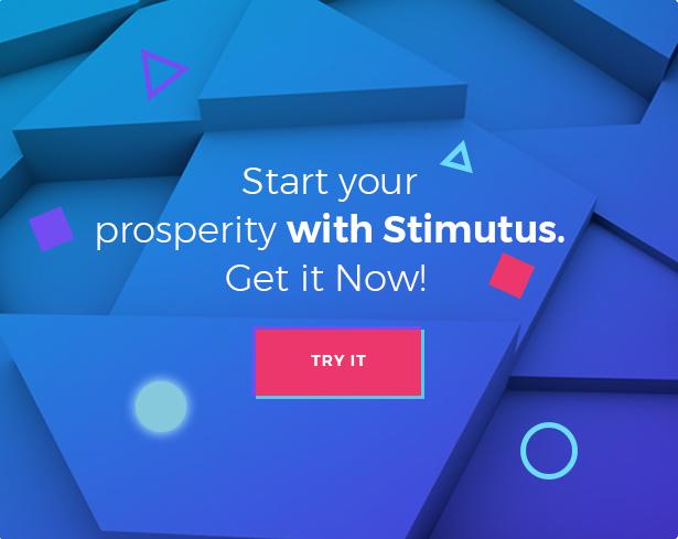 Stimutus - Creative Multihome Elementor Based WordPress Theme - 16