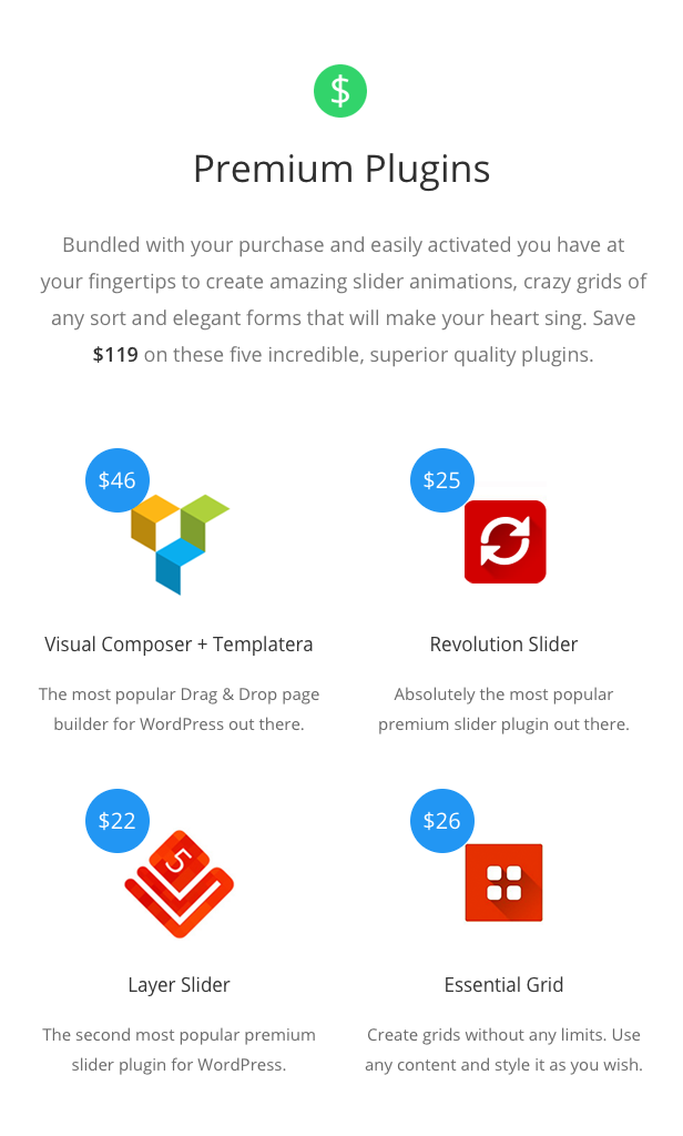 Engage - Responsive Multipurpose WordPress Theme - 11