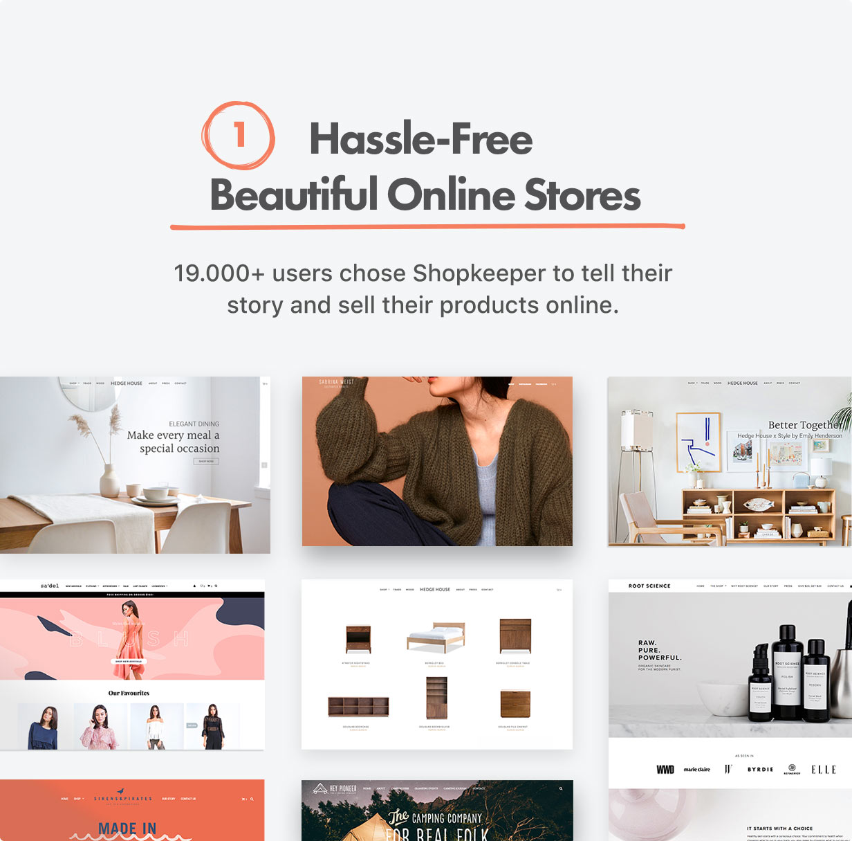Shopkeeper - eCommerce WP Theme for WooCommerce - 12