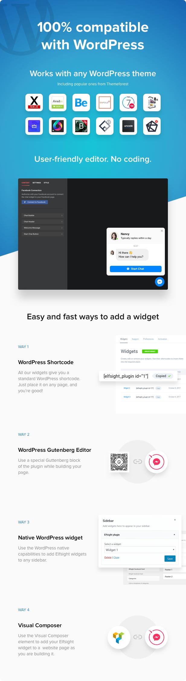 Facebook Sohbet - WordPress Facebook Messenger - 2