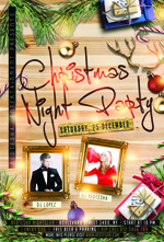 Christmas Night Party Flyer - 3