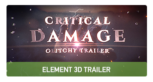 Critical Damage - Glitchy Trailer