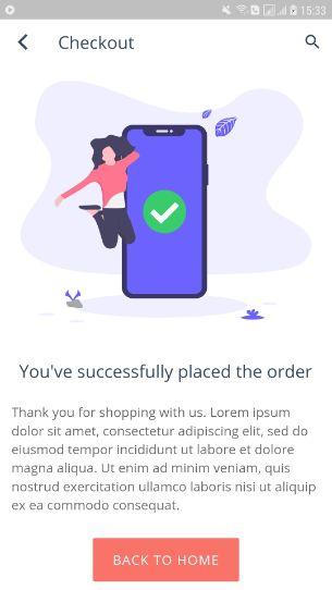Relin - E-Commerce-App-Vorlage für Flutter - 20