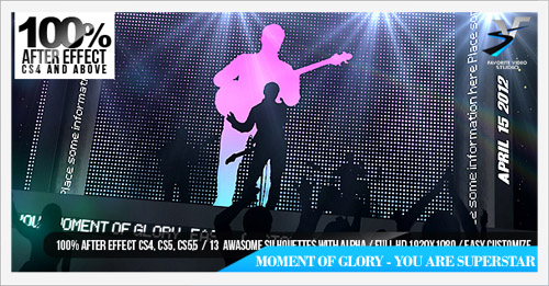 Your Moment Of Glory