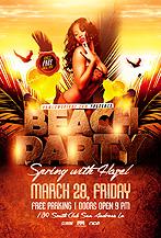 Beach Party / Spring  Break