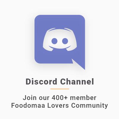 Foodomaa Discord Community