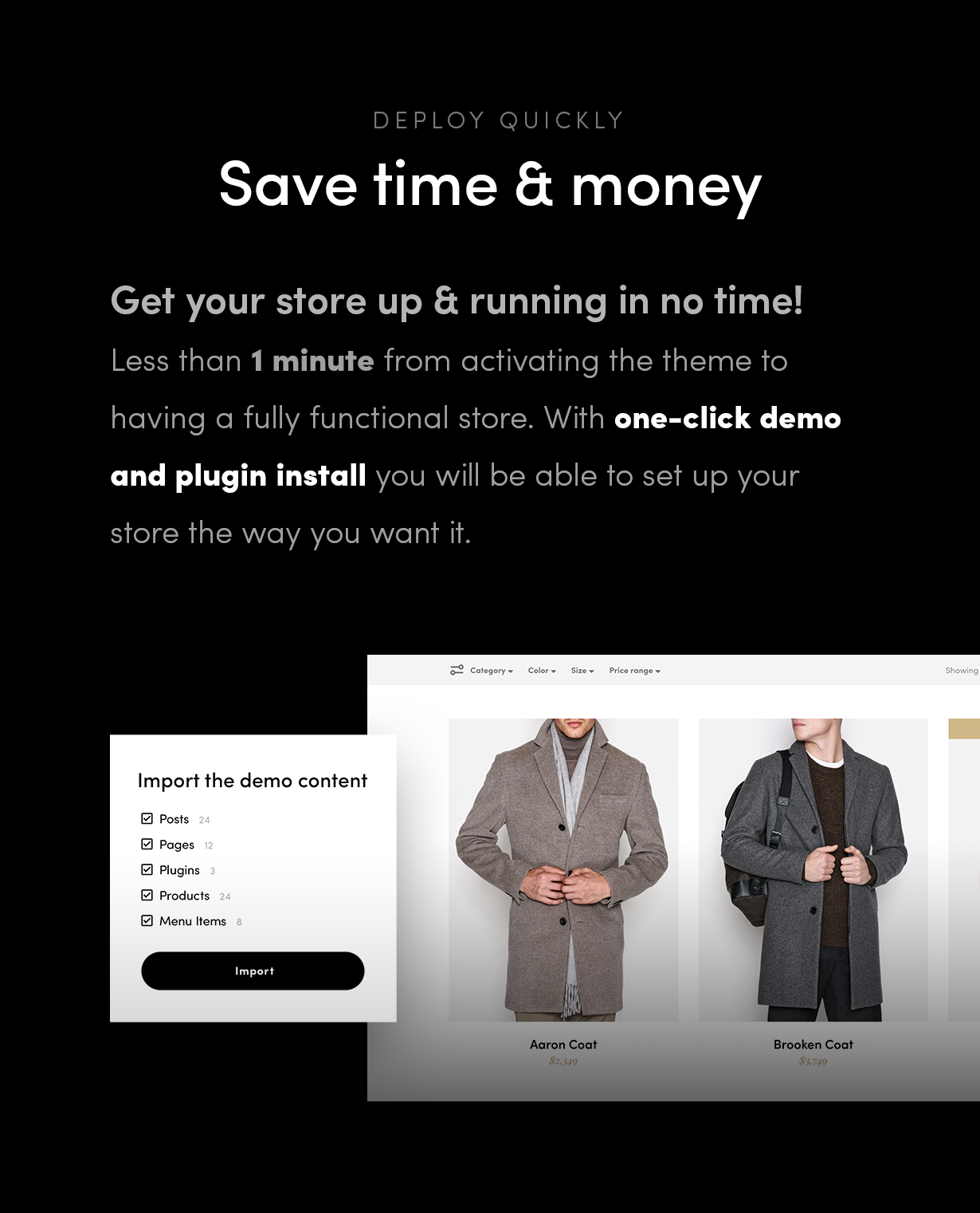 BLK Black Label — Streamlined WooCommerce Solution - 4
