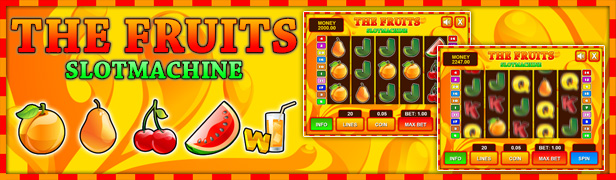 Slot The Fruits