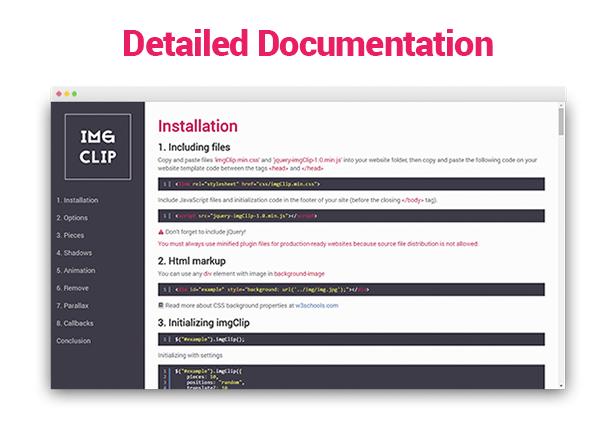 imgClip — jQuery plugin for image segmentation - 3