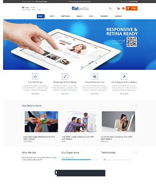 Flatastic - Versatile MultiVendor WordPress Theme - 10