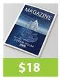 InDesign Magazine Template - 12