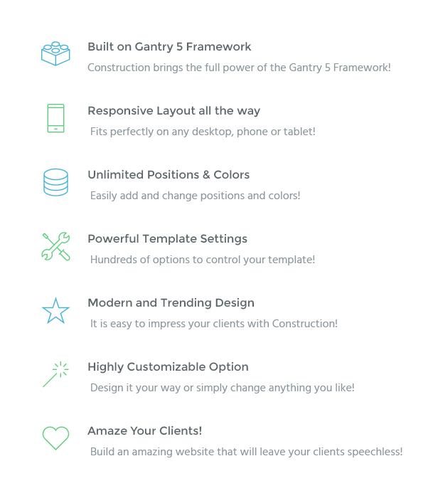 IT Construction - Gantry 5, Construction & Interior Joomla Template - 2