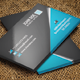 Flat Business Card V-02 - 64