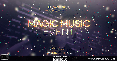 Magic Music Event 2016