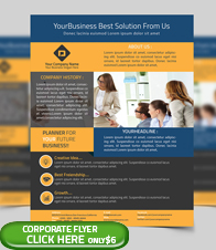 Corporate Business Flyer Template - 7