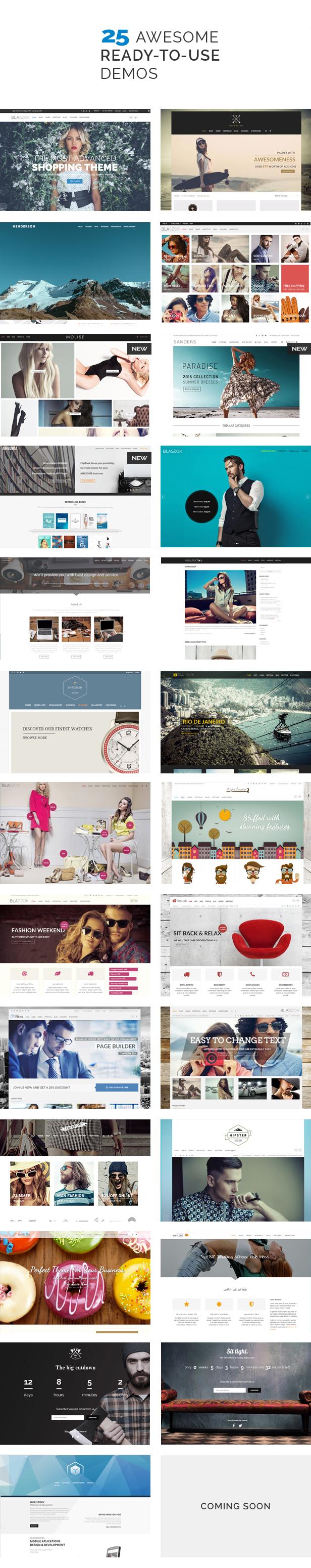 Blaszok eCommerce Theme - 4