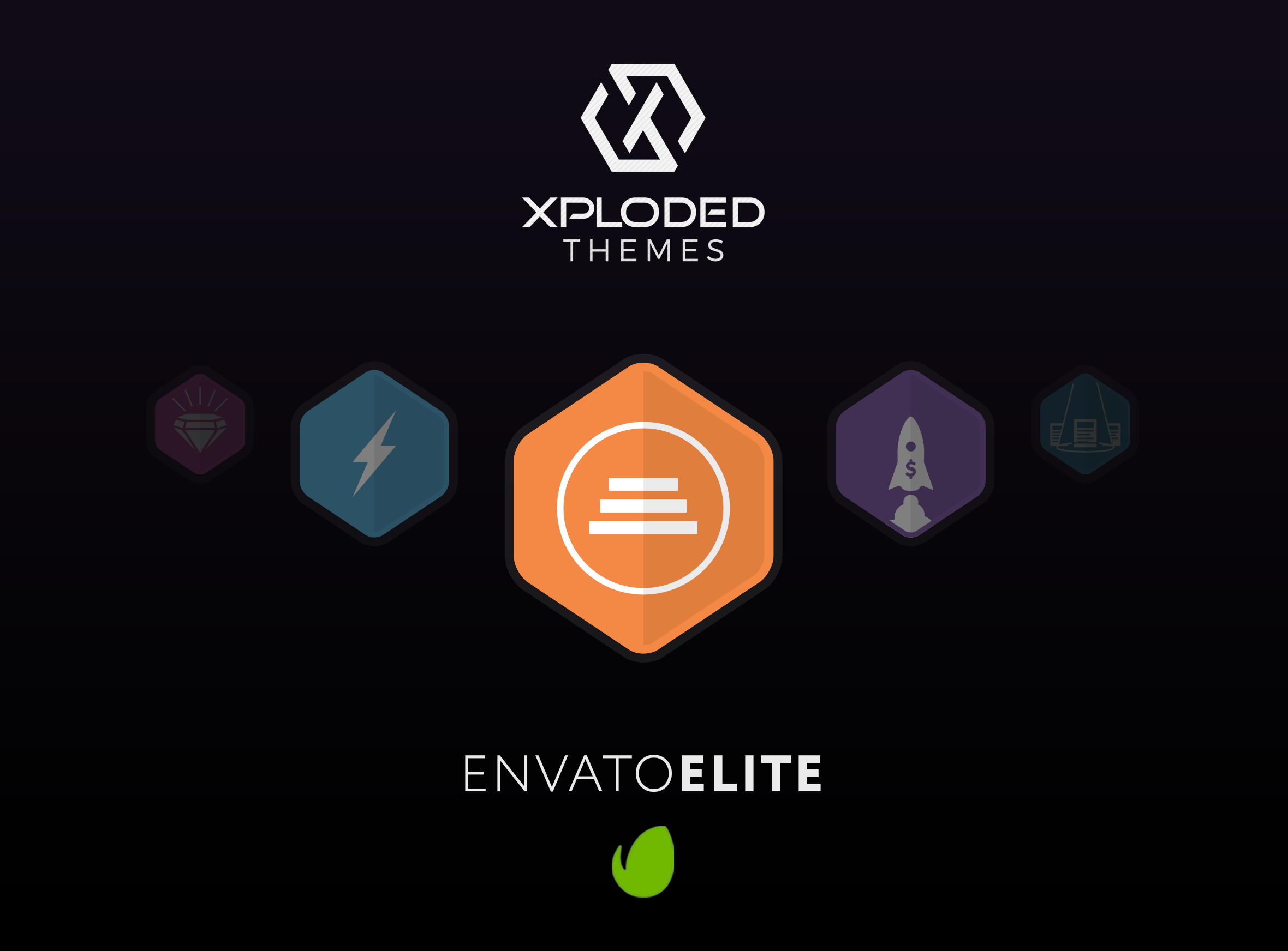 XplodedThemes - Envato Elite Author - Beautifully Crafted WordPress Themes & Plugins
