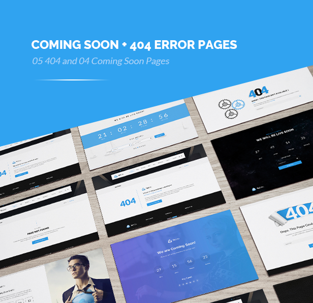 Rafale - Multipurpose PSD Template Design By Webstrot