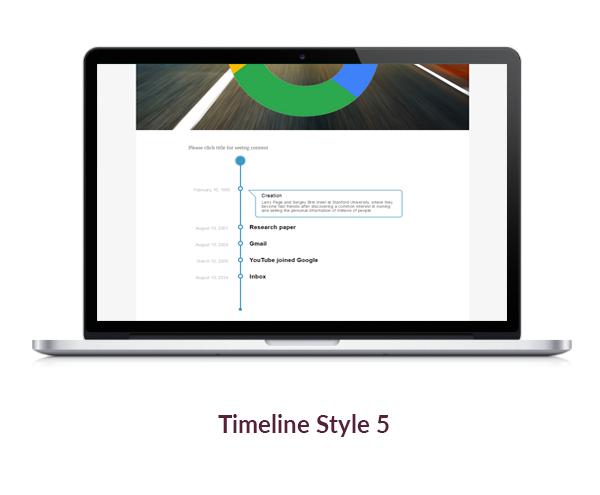 flik timeline style 5