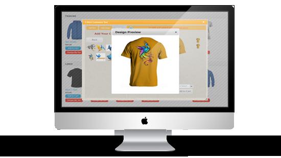OpenCart Custom T-Shirt Design - 13