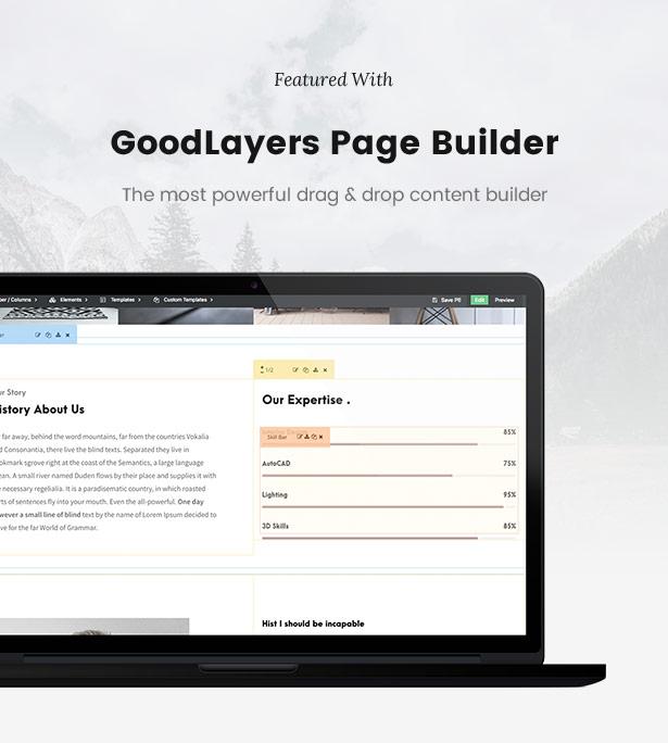 Akea Blog -  Gutenberg Minimal Blog WordPress For Blog - 5