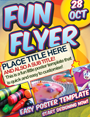 Nation Flyer Template - 234