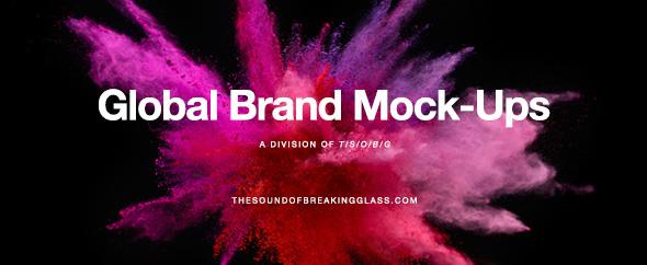 Global Brand Mock-Ups