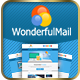 WonderfulMail Email Template Design