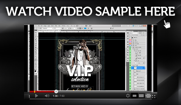 Video Sample five options