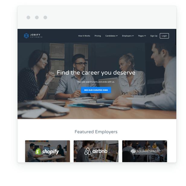 Jobify - Job Board WordPress Theme - 8