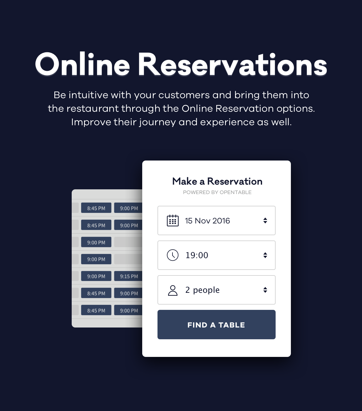 ROSA 1 - An Exquisite Restaurant WordPress Theme - 5